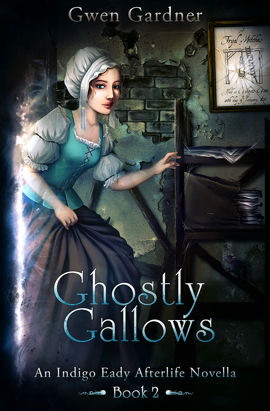 Ghostly Gallows cover