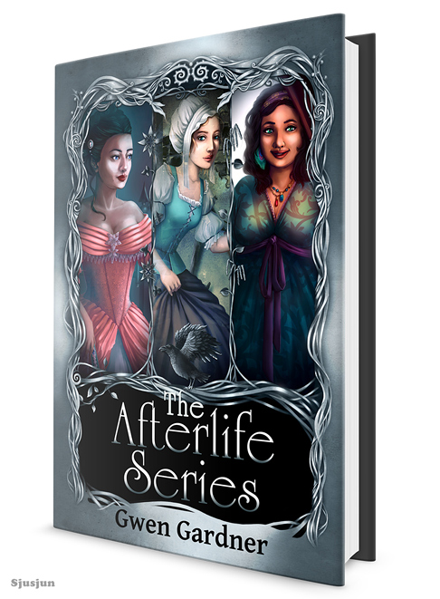 The Afterlife Series by Gwen Gardner