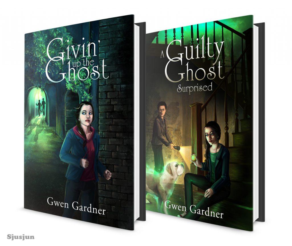 Gwen Gardner's boekomslagen
