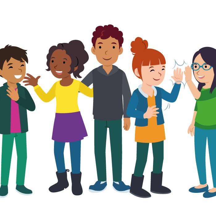 Preview van redesign De vreedzame school